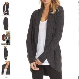 BAREFOOT DREAMS® CozyChic™ Lite Circle Cardigan